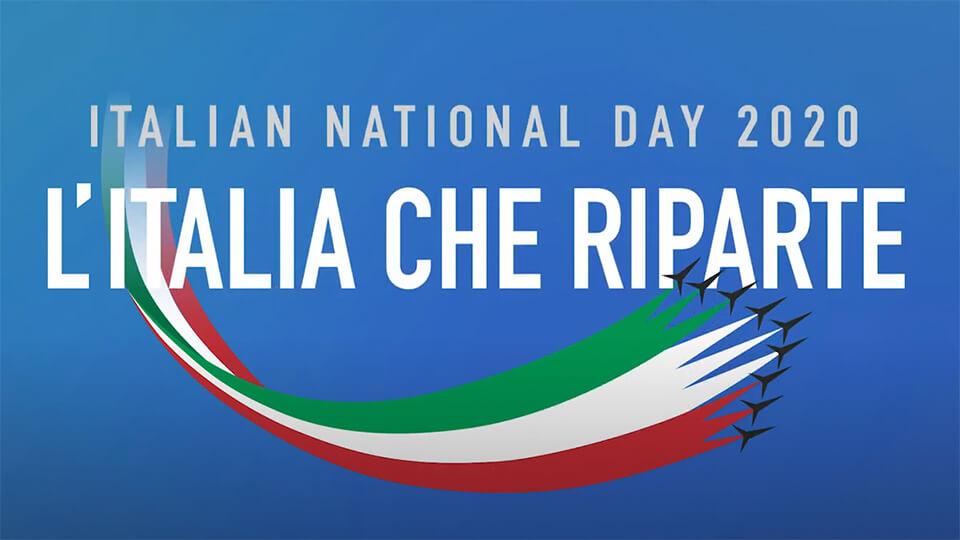 L'Italia che riparte